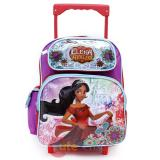 "Disney Elena Avalor Toddler School  Backpack 12"" Small Roller Bag"