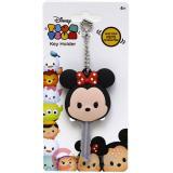Disney Tsum Tsum Minnie Mouse  Key Cap TMNT Key Holder