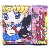 Sailormoon Kawaii Bi-Fold Wallet