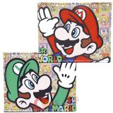 Super Mario with Luigi Bi-Fold Wallet