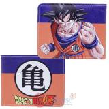 Draonball Z Gouku  Bi-Fold Wallet