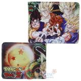 Draonball Z Bi-Fold Wallet Group Dragon