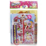 Shopkins School Stationary Set 11pc Value Pack