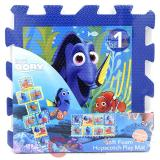 Finding Dory Soft Foam Hopscotch Play Mat (8pc 12x12)