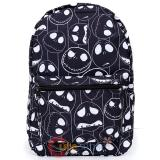 Nightmare Before Christma Jack All Over Prints School Backpack