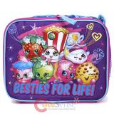 Shopkins School Lunch Bag Insulated  Snack Bag -Besties For Life