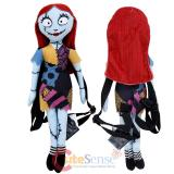 Nightmare Before Christmas Sally Plush Doll Backpack Costums Bag