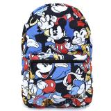 Disney Mickey Mouse Friends All Over Prints School Backpack - Mickey Group