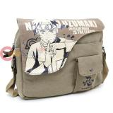 Naruto Uzumaki Canvas Messenger Bag Body Cross Bag