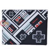 Nintendo Controller Bi-Fold Wallet AOP