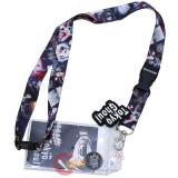 Tokyo Ghoul Lanyard ID Pocket with Charm