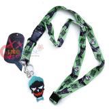 Suicide Squad Joker Lanyard Key Chain