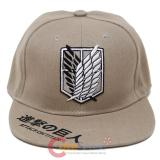 Attack on Titan Snapback Hat Trucker Flat Bill Cap