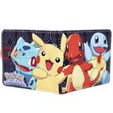 Pokemon Gotta Catch'em all Bi Fold Wallet