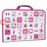 99d48d90e6e5 Sanrio Hello Kitty Project Art Zippered File Bag