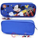 Disney Mickey Mouse Pencil Case Zippered Bag