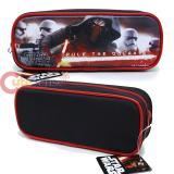 Star Wars Pencil Case Zippered Bag - Black