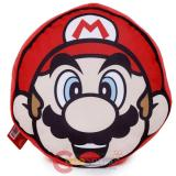 Nintendo Super Mario Bros Mario Face Cushion Pillow