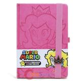 Super Mario Princess Peach Premium Journal Notebook