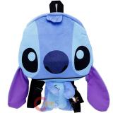 Disney Lilo and Stitch Flat Plush Doll Backpack -15in