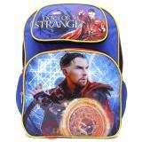 """Marvel Doctor Strange Large School Backpack 16"""" Boys Book Bag"""