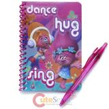Dreamworks Trolls Mini Stationery 2pc Set