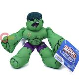 Marvel Super Hero Playskool Hulk Plush Doll