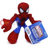 Marvel Super Hero Playskool Spiderman Plush Doll