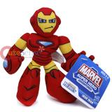 Marvel Super Hero Playskool Iron Man Plush Doll