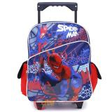 "Marvel Spider Man School Roller Backpack 12"" Small"
