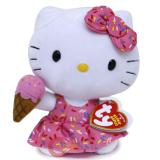 Sanrio Hello Kitty Plush Doll - 6in Ice Cream
