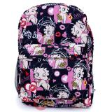 Betty Boop School Backpack Large 16in AOP Lovely Kiss