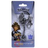 Kingdom Hearts Star Seeker Pewter Key Chain