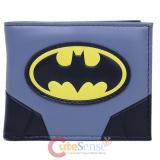 Dc Comics Batman Logo Bi Fold Wallet