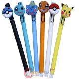 Pokemon Gel Pen 6pc Set