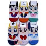 Sailormoon Ankle Socks Socks 1EA