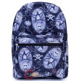Nightmare Before Christmas AOP Large School Backpack Graveyard