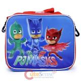 PJ Masks School Lunch Bag Insulated  Snack Bag
