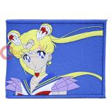 Sailormoon PVC Bi Fold Wallet