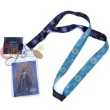 Fantastic Beasts Yellow NS Lanyard with ID Pocket