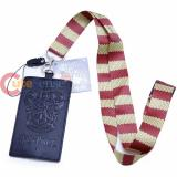Harry Potter Gryffindor Lanyard with ID Pocket