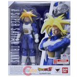 Dragon Ball Z Super Saiyan Trunks SH Figuarts