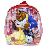 "Disney Princess Beauty and the Beast Toddler School Backpack 10"" Mini Bag"