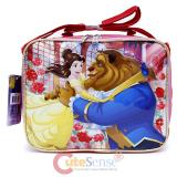 Disney Princess Beauty and the Beast School Lunch Bag
