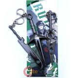 Naruto Sword Weapon 3pc Key Chain