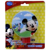 Disney Mickey Mouse & Friends Electronic  Night Light