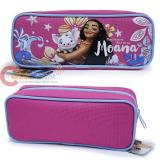 Disney Moana Pencil Case Zippered Bag Pink