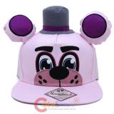 Five Nights at Freddys Funtime Freddy Snapback 3D Hat