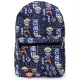 Naruto Shippuden Sublimated School Backpack