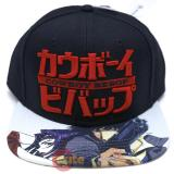 Cowboy Bebop Sublimated Snapback Hat